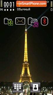 Paris 08 Theme-Screenshot