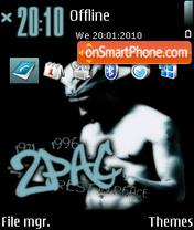 2pac theme theme screenshot