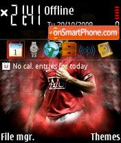 Ryangiggs theme screenshot