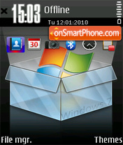 Windows 7 04 tema screenshot