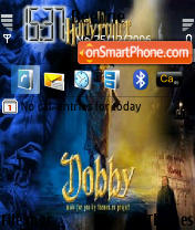 Dobby theme screenshot