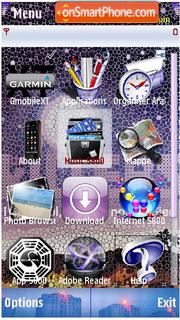 The Killers theme screenshot