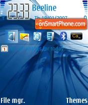 HP Crystal theme screenshot