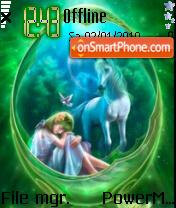 Fantasy Minhaj es el tema de pantalla