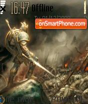 Warcraft 09 es el tema de pantalla