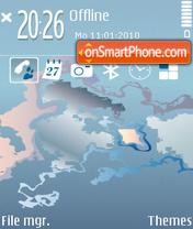 Capture d'écran Some map thème