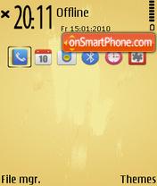 Simple 02 theme screenshot