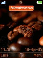 Coffee tema screenshot