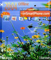 Spring Flowers 04 es el tema de pantalla