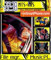 X-Men Wolverine vol2 theme screenshot
