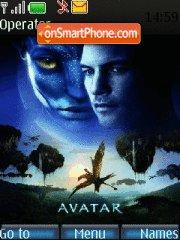 Avatar 2016 theme screenshot
