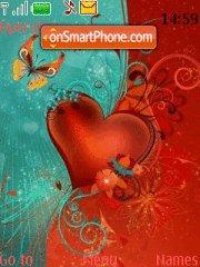 Valentine N tema screenshot