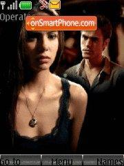 Vampire Diaries 02 theme screenshot