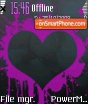 Heart 16 es el tema de pantalla
