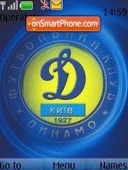 Dinamo Kiev es el tema de pantalla