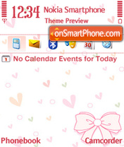 Love 2013 theme screenshot
