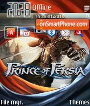 Capture d'écran Prince Of Persia 09 thème