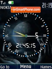 Clock themes for Nokia 5130 XpressMusic, page 100