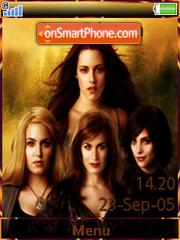 Скриншот темы The Cullens+Mmedia