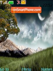 Beautiful Scene theme screenshot