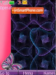 Butterfly Valentines Day es el tema de pantalla