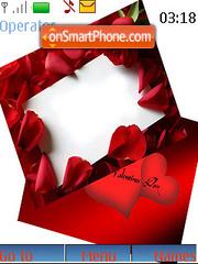 Love Letter theme screenshot