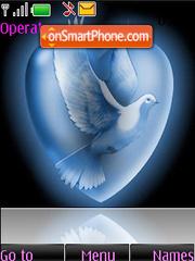 Pigeon Messenger theme screenshot