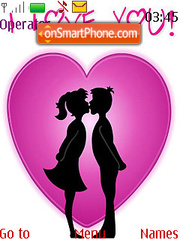 Capture d'écran Teen Ager 143 Romance thème