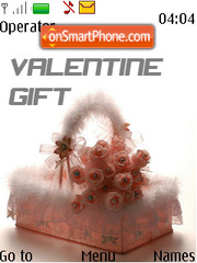 Valentines Day Gift Theme-Screenshot