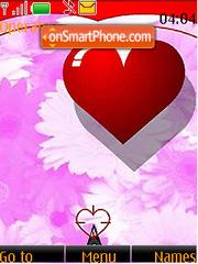 Valentines Day Special es el tema de pantalla