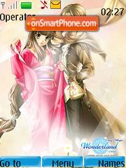 Wonder Land Valentines Day Theme-Screenshot