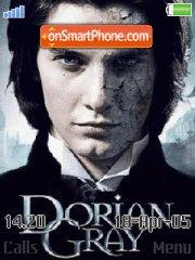 Dorian Gray es el tema de pantalla