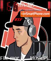 USF DJ es el tema de pantalla