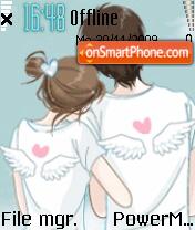 Angels 04 es el tema de pantalla