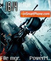 The Dark Knight 01 theme screenshot