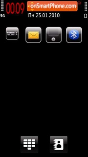 RedXpress II Icons theme screenshot