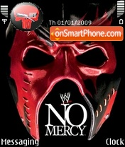 No Mercy theme screenshot