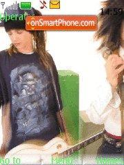Bill and tom kaulitz es el tema de pantalla