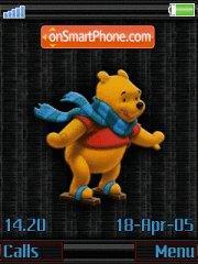 Winnie The Dark+Mmedia theme screenshot