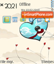 Find The Love theme screenshot