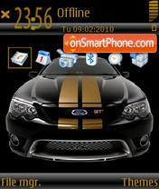 Ford GT 43 theme screenshot