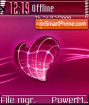 Heartttt es el tema de pantalla