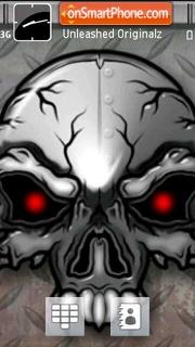 Skulls V4 theme screenshot