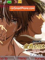 Len Tsukimori (La corda d'Oro) theme screenshot