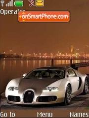 Bugatti tema screenshot