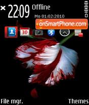 New Moon V2 01 es el tema de pantalla