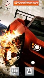 Camaro V6 Theme-Screenshot