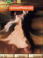 Dance tema screenshot