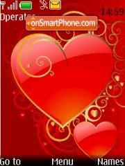 Valentines Theme theme screenshot