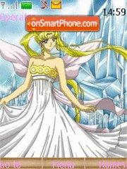 Usagi Tsukino (Sailor Moon) theme screenshot